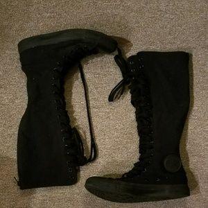 Converse All Star Knee-High Sneaker